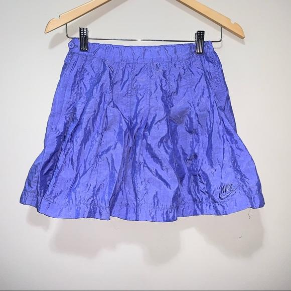 VTG 90s Nike Challenge Court Tennis Skirt Size 8